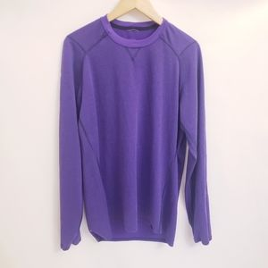 Patagonia Capilene 2 Purple Base Layer, Sz XL